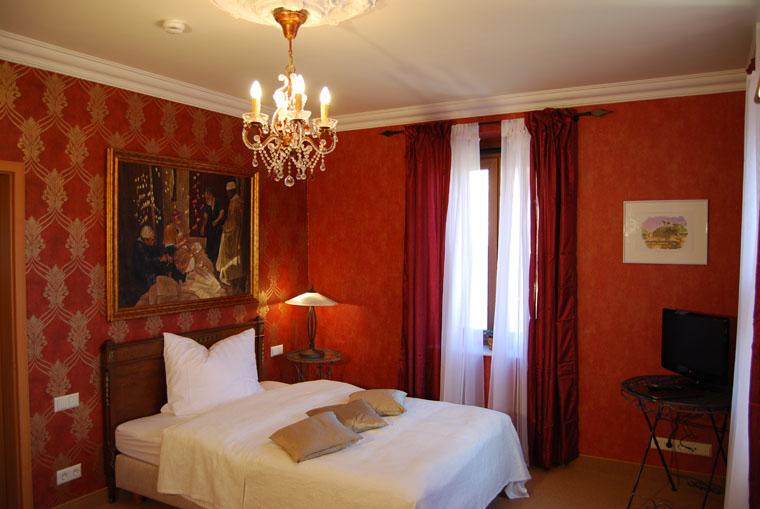 Marrakesch, Zimmer